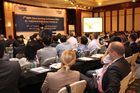213 participants listening to hard facts in the JW Marriott hote
