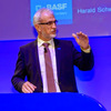 Dr. Harald Schwager, Member of the Board of Executive Directors at BASF. Photo: BME/Schwarz