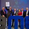 Winner of 2015 Innovation Award: German insurance company R+V. Photo: BME/Schwarz