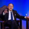 Hans-Dietrich Genscher, former German Federal Minister. Photo: BME/Schwarz