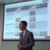 Hu Xiaolong  (Managing Director, Unity) during his presentation