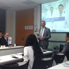 Anton Pietsch (General Manager, BME China) during his presentation