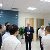 Laboratory Tour at TÜV Rheinland in Shanghai